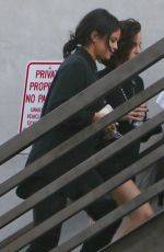 SELENA GOMEZ Out and About in West Hollywood 2502