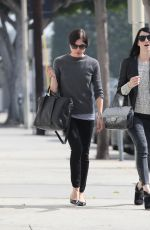 SELMA BLAIR Out and About in West Hollywood 1902