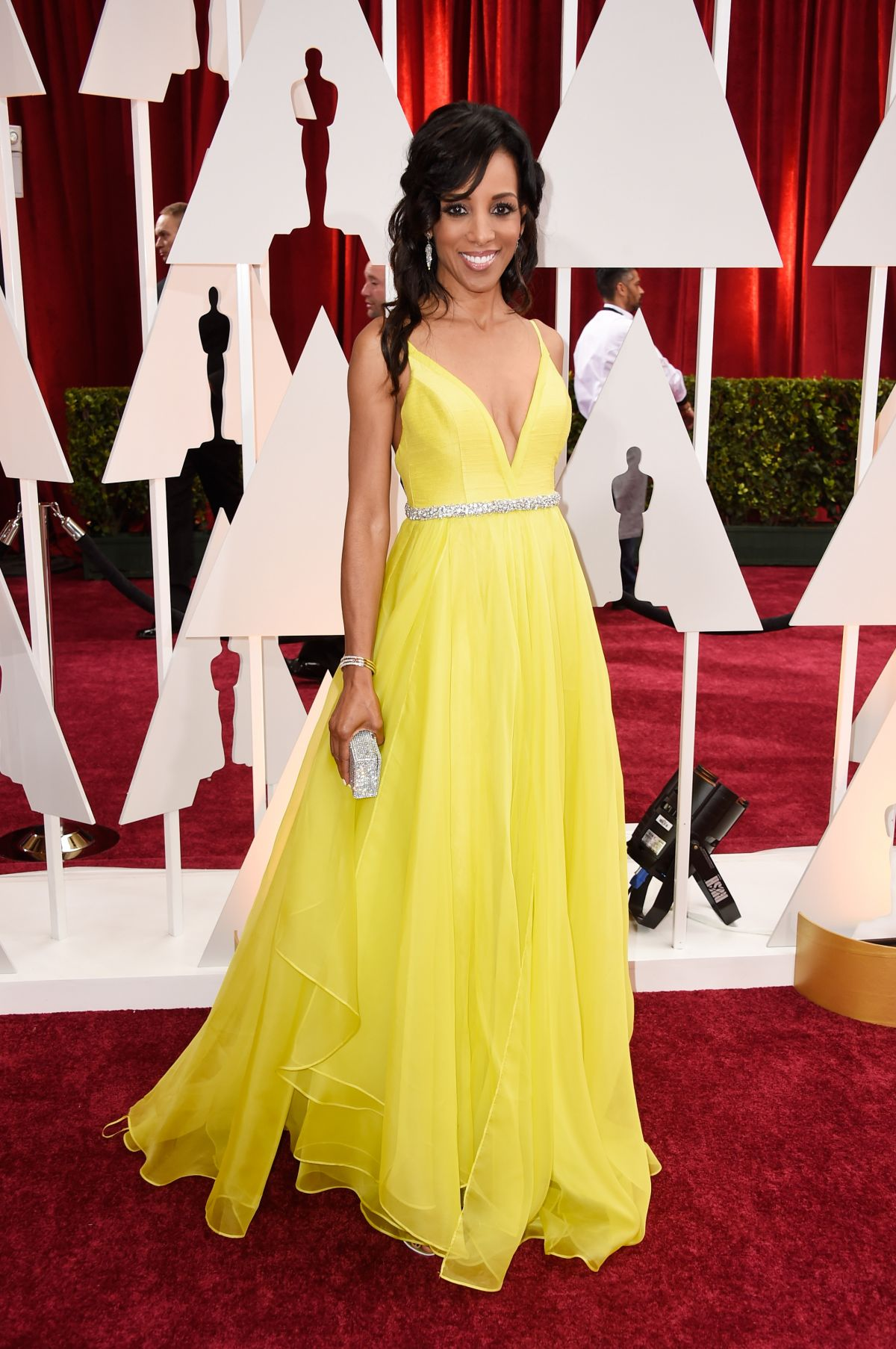 SHAUN ROBINSON at 87th Annual Academy Awardsat the Dolby Theatre in Hollywood