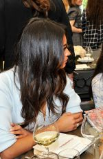 SHAY MITCHELL at net-a-porter.com Celebrates Charlotte Tilbury Event in Los Angeles