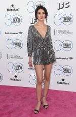 SHEILA VAND at 2015 Film Independent Spirit Awards in Santa Monica
