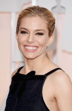 SIENNA MILLER at 87th Annual Academy Awards at the Dolby Theatre in Hollywood