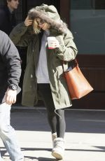 SIENNA MILLER Out and About in New York 1102