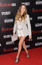 SOFIA REYES at McFarland, USA Premiere in Hollywood