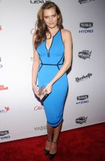 SOLVEIG MORK at 2015 Sports Illustrated Swimsuit Issue Celebration in New York