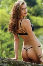 SOLVEIG MORK HANSEN in Sports Illustrated Swimsuit 2015 Issue