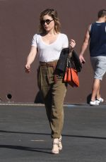 SOPHIA BUSH Out and About in Los Angeles 1302