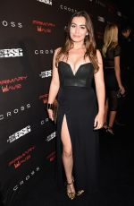 SOPHIE SIMMONS at Primary Wave Pre-grammy Party in Los Angeles