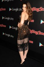 SOPHIE SIMMONS at Rolling Stone & Google Play Event at Grammy Week in Los Angeles