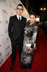 SOPHIE SIMMONS at Universal Music Group Grammy After Party in Los Angeles