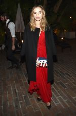 SUKI WATERHOUSE at Vanity Fair and Fiat Celebration of Young Hollywood in Los Angeles