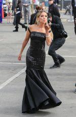SYLVIE VAN DER VAART Arrives at 2015 Film Independent Spirit Awards in Santa Monica