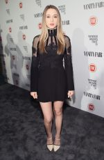TAISSA FARMIGA at Vanity Fair and Fiat Celebration of Young Hollywood in Los Angeles
