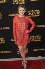 TAYLOR SPREITLER at 2015 Movieguide Awards in Universal City
