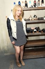 TAYLOR SPREITLER at Dr. Scholl Celebrates The Original Exercise Sandal in Los Angeles