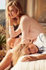 TAYLOR SWIFT and KARLIE KLOSS in Vogue Magazine, March 2015 Issue