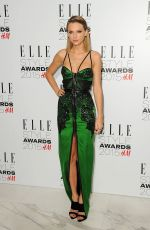 TAYLOR SWIFT at Elle Style Awards in London