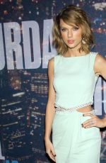 TAYLOR SWIFT at SNL 40th Anniversary Celebration in New York