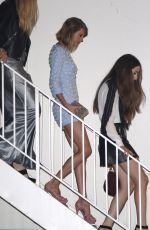 TAYLOR SWIFT Leaves Beverly Hilton Hotel in Beverly Hills 0702