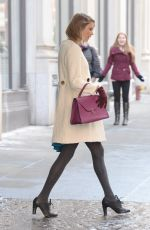 TAYLOR SWIFT Out and About in New York 1702