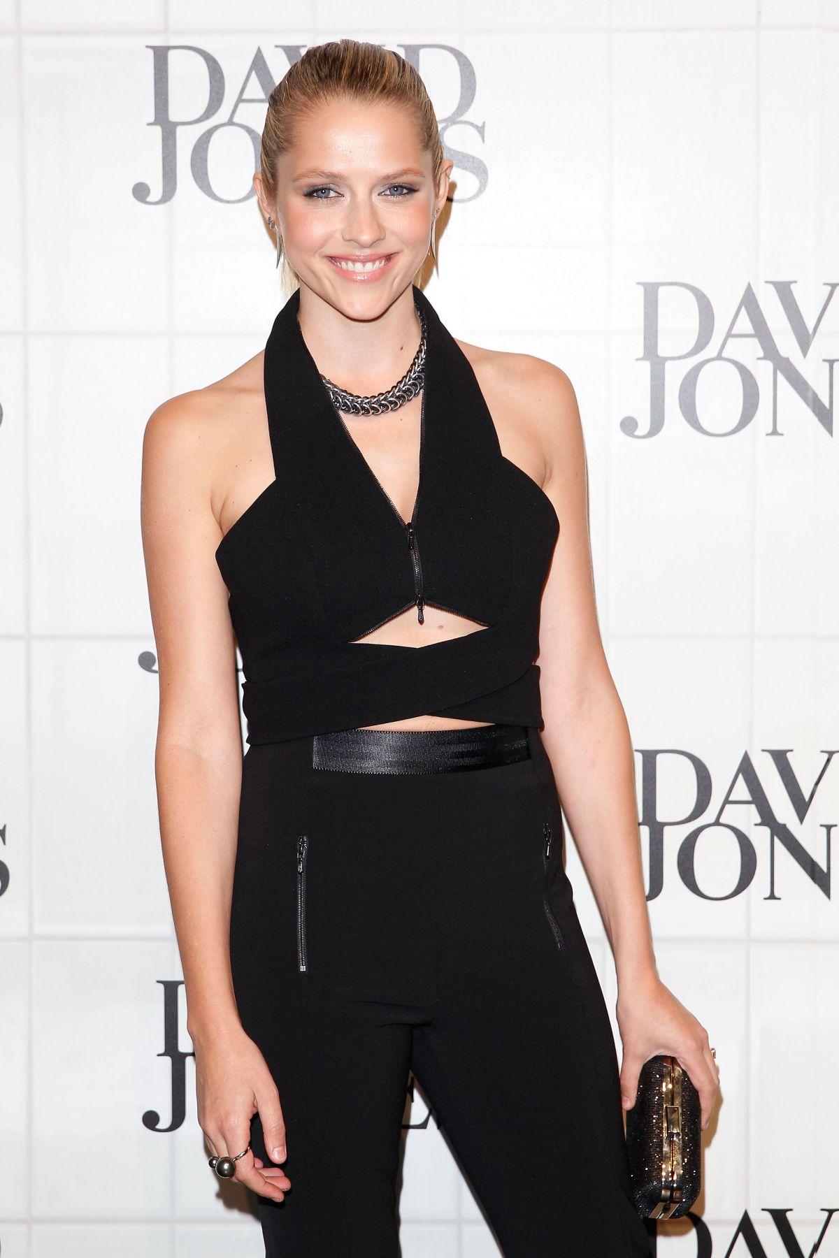 TERESA PALMER at David Dones Fashion Show in Sydney