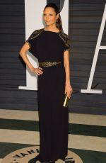 THANDIE NEWTON at Vanity Fair Oscar Party in Hollywood
