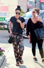 VANESSA HUDGENS Out and About in Studio City 2602