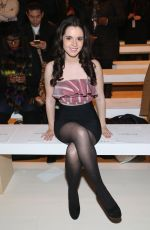 VANESSA MARANO at Georgine Fashion Show in New York