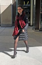 VANESSA MARANO Out and About in New York