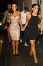 VICKY PATTISON and CASEY BATCHELOR at Bullroom in Canterbury