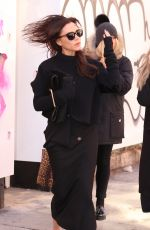 VICTORIA BECKHAM Out and About in New York 1502