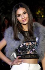 VICTORIA JUSTICE at Red Light Management Grammys After Party in Hollywood