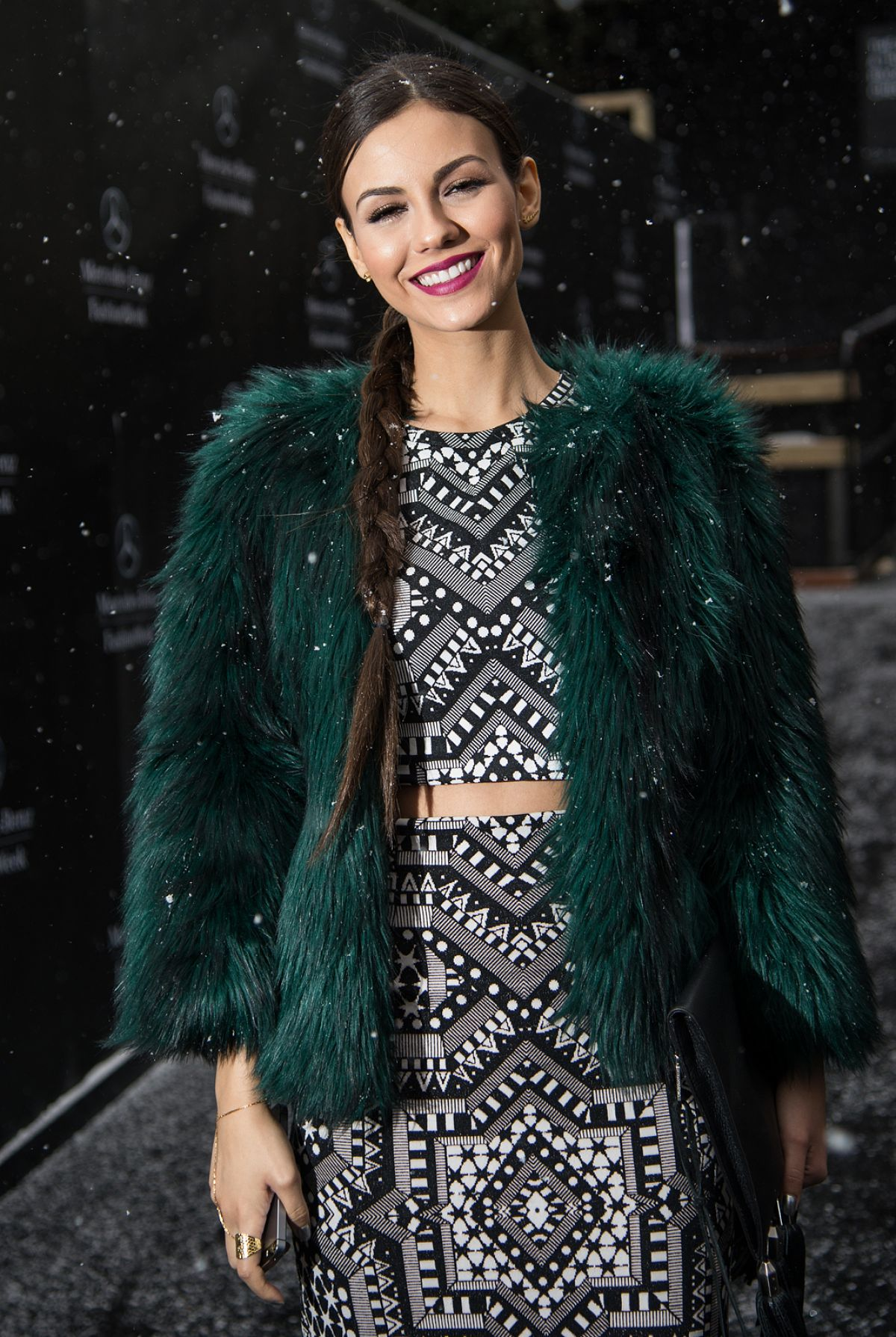VICTORIA JUSTICE Out and About in New York 1402