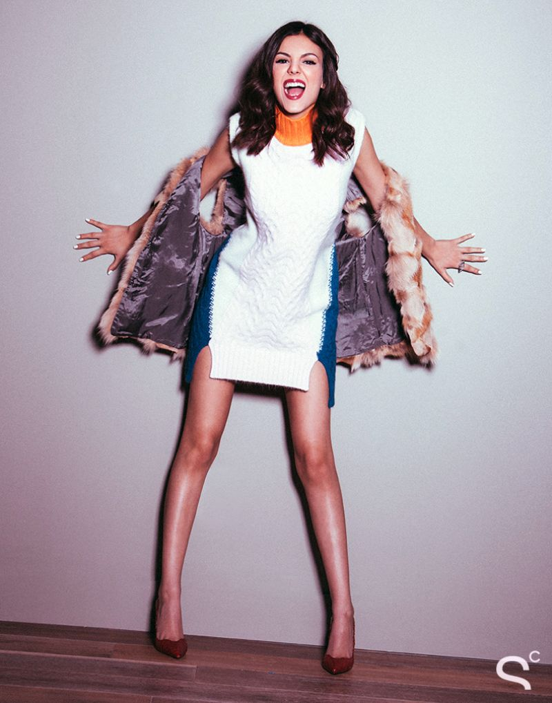 VICTORIA JUSTICE Stylecaster Photoshoot
