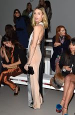 WHITNEY PORT at Lucas Nascimento Fashion Show in London