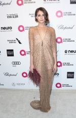 WILLA HOLLAND at Elton John Aids Foundation's Oscar Viewing Party