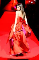 ZENDAYA at Go Red for Women Ded Dress Collection 2015 in New York