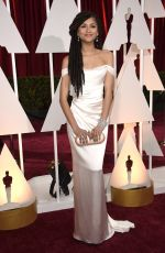 ZENDAYA COLEMAN at 87th Annual Academy Awards at the Dolby Theatre in Hollywood