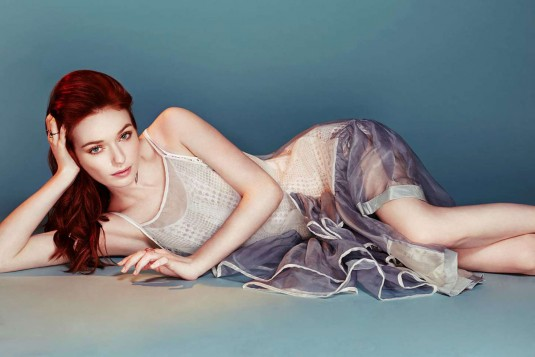 ELEANOR TOMLINSON - by Rachell Smith for You Magazine