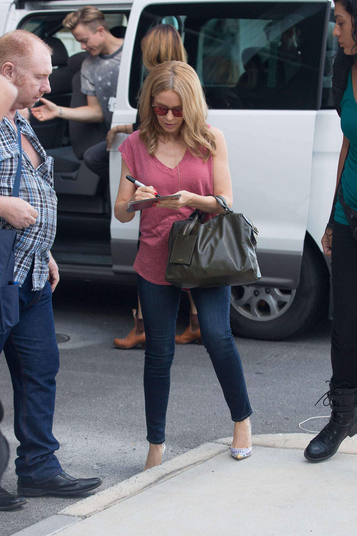Kylie Minogue adelaide
