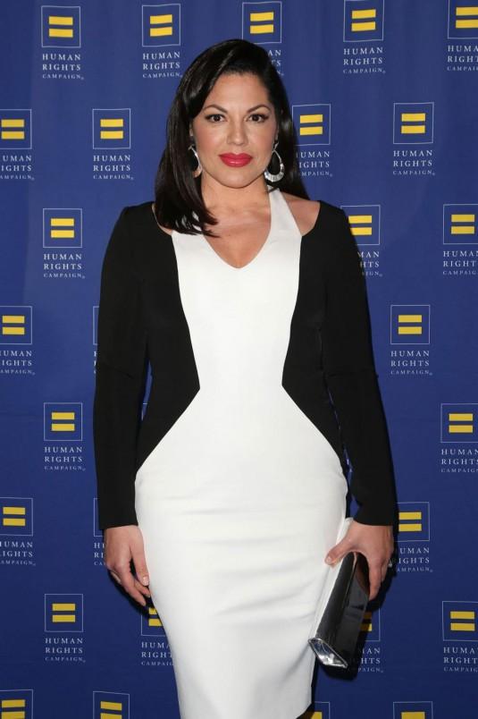 SARA RAMIREZ at Human Rights Campaign Gala