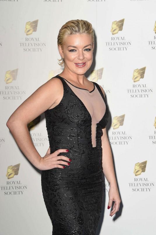 SHERIDAN SMITH at Royal Television Society Programme Awards