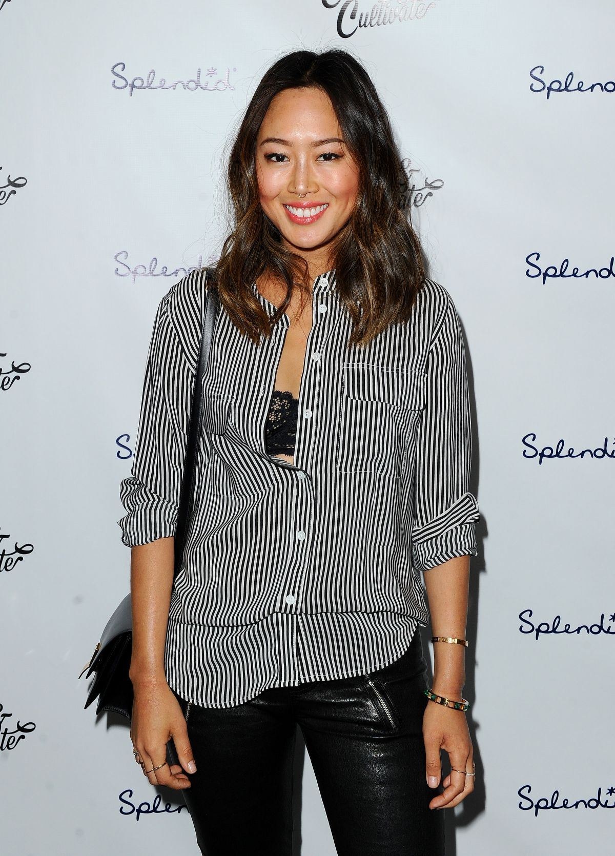 AIMEE SONG at Create & Cultivate's Fashion and Beauty Summit