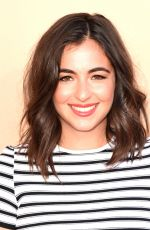 ALANNA MASTERSON at 2015 iHeartRadio Music Awards in Los Angeles