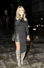 ALEX GERRARD Night Out in Liverpool 2802