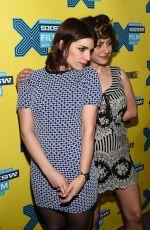 ALIA SHAWKAT at The Final Girls Premiere at SXSW in Austin