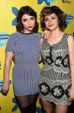 ALIA SHAWKAT at The Final Girls Premiere at SXSW in Austin