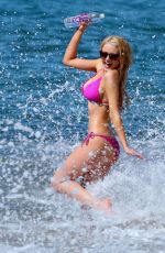 ANNA SOPHIA BRGLUND - 138 Water Photoshoot in Miami