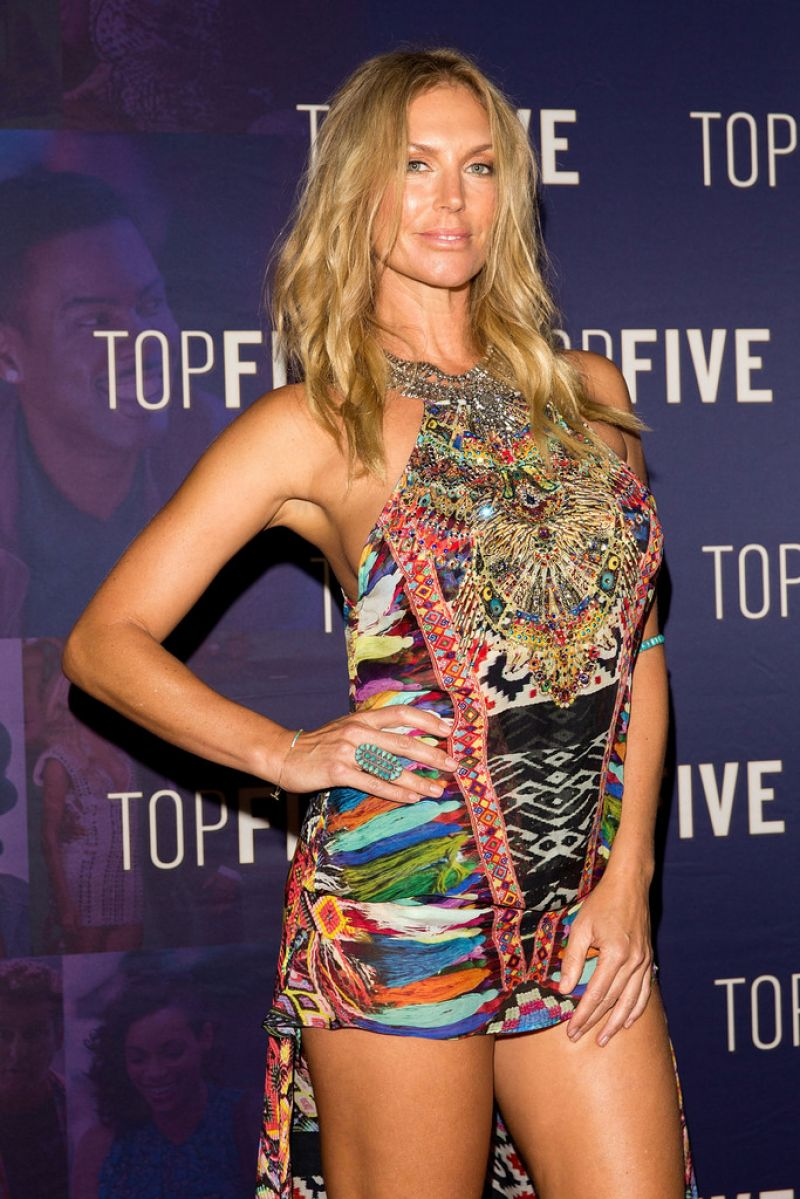 ANNALISE BRAAKENSIEK at Top Five Special Screening in Sydney