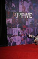 ANNALISE BRAAKENSIEK at Top Five Special Screening in Sydney